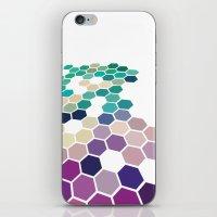 alabama iPhone & iPod Skins featuring Alabama by Bakmann Art