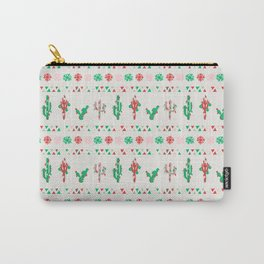 Christmas llama Carry-All Pouch