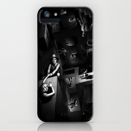 Impossible Chase iPhone Case