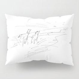 Horses - Summer Morning Pillow Sham