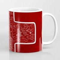 medicine Mugs featuring Medicine by aleksander1