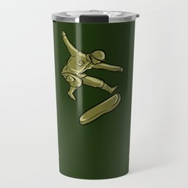 Skaters Lead the Way | Boards, Bros & Toy Soldiers Travel Mug