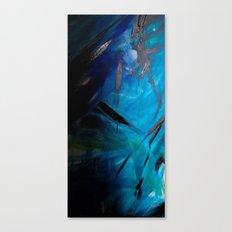 FADETWOBLACK Canvas Print