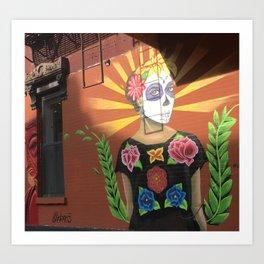 Park Slope, Brooklyn Art Print