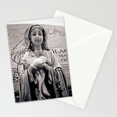 Graveside religion Stationery Cards