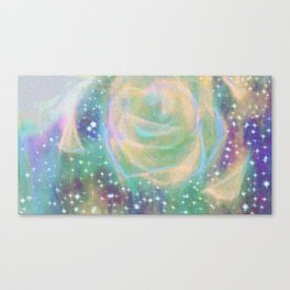 Play the part of a lonely lonely heart. Canvas Print