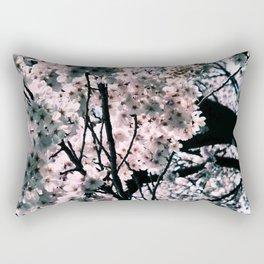 sakura shika nai Rectangular Pillow