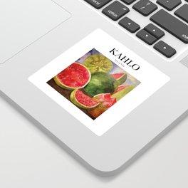 Kahlo - Viva la Vida Sticker