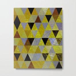 Abstract #786 Metal Print