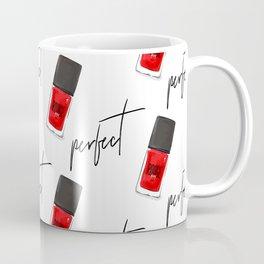 perfect nail polish Coffee Mug