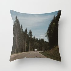 Just Married (I) Throw Pillow