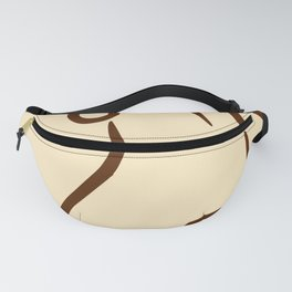Sexy Nude Woman Fanny Pack