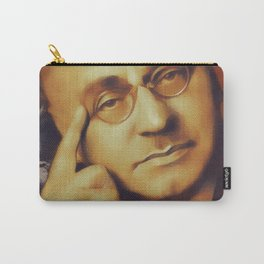 Alfred Adler, Psychotherapist Carry-All Pouch