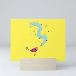 Song Bird Mini Art Print