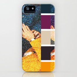 All You Need is Colors iPhone Case