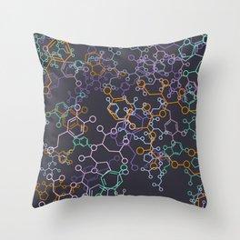 biological basis of love. Throw Pillow