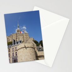 Mont St Michel Stationery Cards