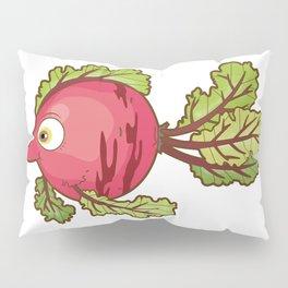 Beet Pillow Sham