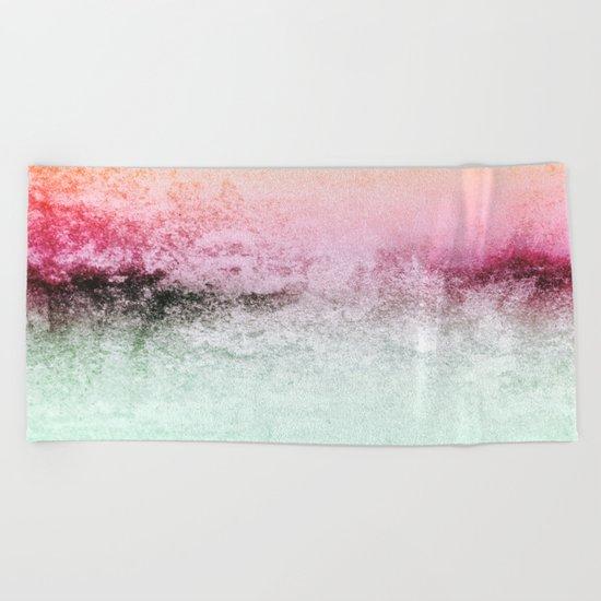 SUNDREAMER MINT Beach Towel