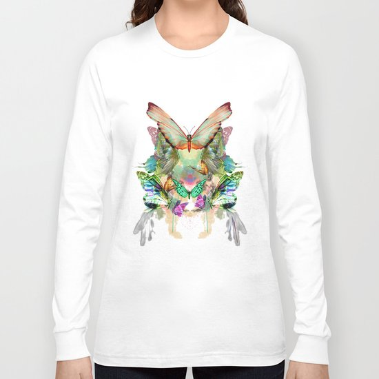 The fate of the butterfly Long Sleeve T-shirt