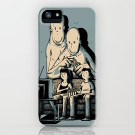 Couch Potato iPhone Case