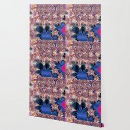 Floral Fractal 02 Wallpaper