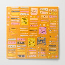 Color square 12 Metal Print