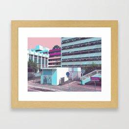 夜間學校 /// Night School Framed Art Print