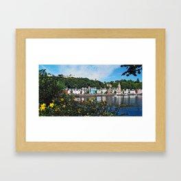 Tobermory 2 Framed Art Print