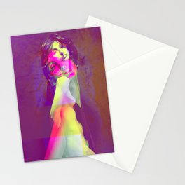 Her Sister Laura Stationery Cards