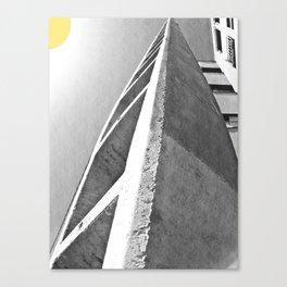 Ascd Str Canvas Print