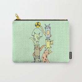 Game Day - Cats Carry-All Pouch