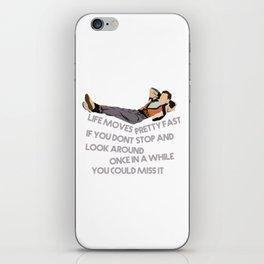 Ferris Bueller iPhone Skin