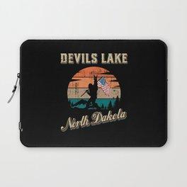 Devils Lake North Dakota Laptop Sleeve