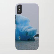 jökulhlaup Slim Case iPhone X