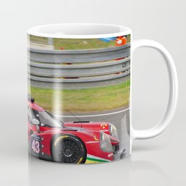 Motor Sport Racing Car Coffee Mug