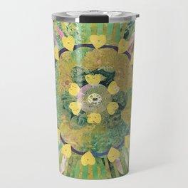 FlowerWaltz02 Travel Mug