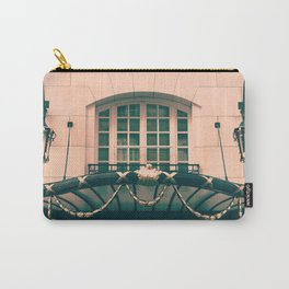Paris luxury facades Carry-All Pouch