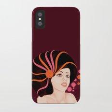 Snail Lady Slim Case iPhone X