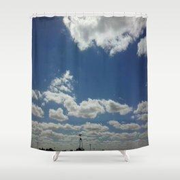 Immensity Shower Curtain