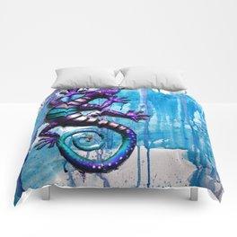 The LIZARD Comforters