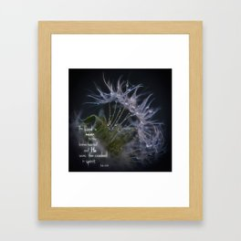 The Lord is Near Framed Art Print