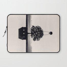 Drift Away (b&w) Laptop Sleeve