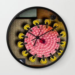 The Best Planners Wall Clock