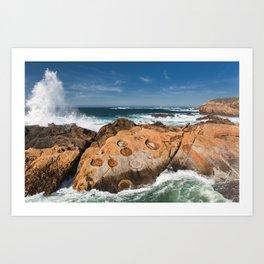 Point Lobos Landscape Art Print