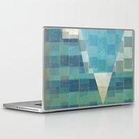 prometheus Laptop & iPad Skins featuring No Bico do Corvo (In Crow's Beak) by Fernando Vieira
