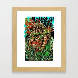 COSMIK NKISI Framed Art Print