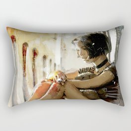 Mathilda - Leon the Professional Rectangular Pillow