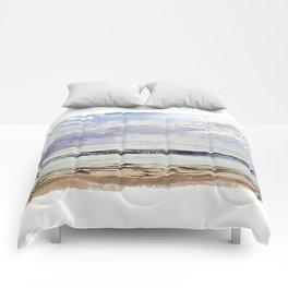 Plage de La Baule recherche sérénité Comforters