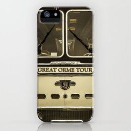 Great Orme Tour iPhone Case